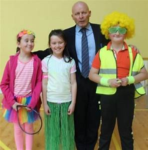 St Nicholas Primary School Neon Brights Day