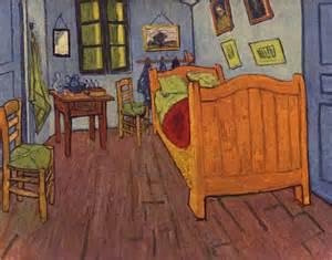 Chambre De Gogh ã Arles by Vincent Van Gogh La Chambre D Arles