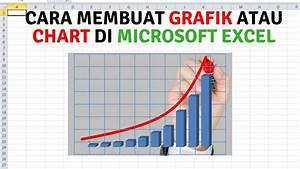 Cara Membuat Grafik Atau Chart Menggunakan Microsoft Excel
