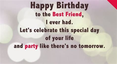 Best Wishes To A Friend 50 Best Birthday Wishes For Friend With Images 2019