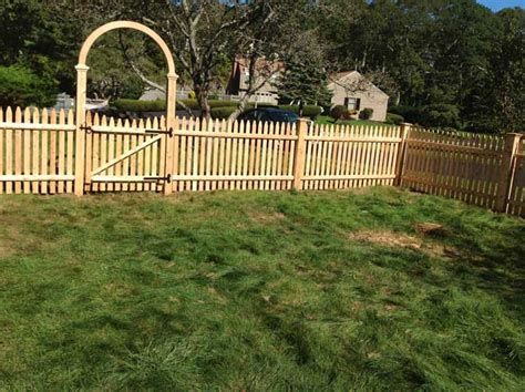Fencing Company In Sanford Maine, Covering Southern Maine