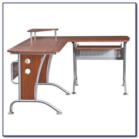 space saving computer table designs