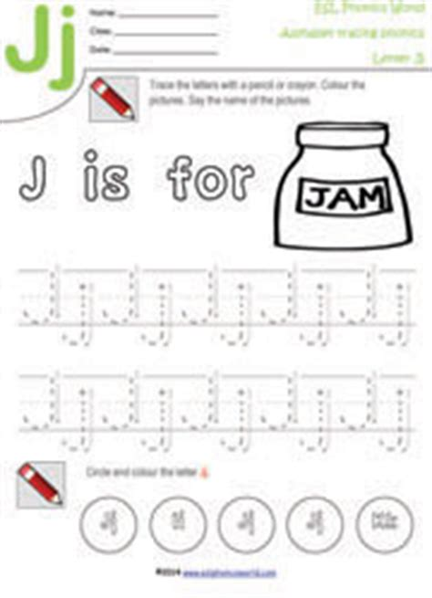 alphabet handwriting tracing worksheets trace letters