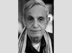 Muere John Nash, una mente maravillosa Ciencia EL PAÍS