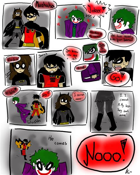 Tdk Poor Joker Part1 By Yuminica On Deviantart