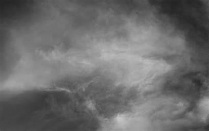 Sky Clouds Bw Gray 4k Ultra