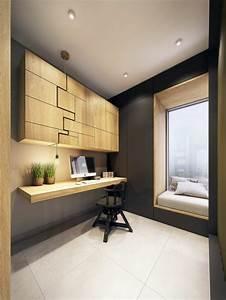 Meubles Rangement Bureau : le mobilier de bureau contemporain 59 photos inspirantes ~ Mglfilm.com Idées de Décoration