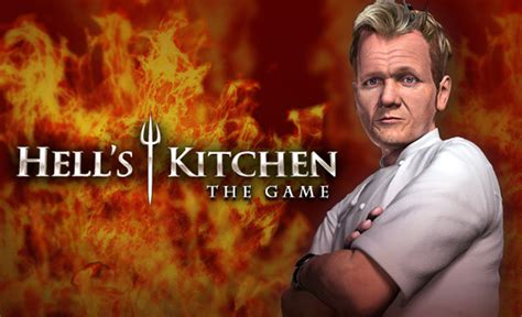 Heavy Metal Gamer Hell's Kitchen  The Video Game Review