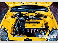 Turbo Honda Civic EK Jordan Fast Car
