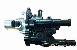 Vauxhall Astra H Mk5 Thermostat Housing 1 6 1 8 Xer