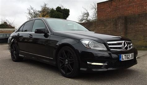 Mercedes 2013 C250 by 2013 62 Mercedes C250 Amg Sport Plus Black