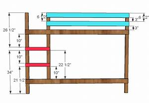 Ana White Classic Bunk Beds - DIY Projects