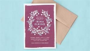 bridal shower invitation wording made simple martha With wedding invitations wording martha stewart