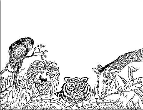 Kleurplaat Roofdieren by L 246 Wen Ausmalbilder Malvorlagen Animierte Bilder Gifs