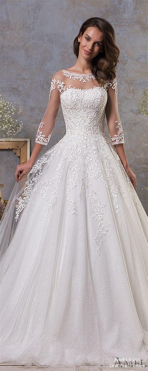 amelia sposa wedding dresses   love  lace