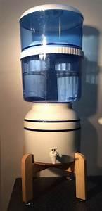 Zerowater Water Cooler Bottle  U0026 Stand