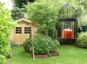 idees pour decorer et amenager votre abri de jardin With decorer sa terrasse exterieure pas cher 12 idees pour decorer et amenager votre abri de jardin