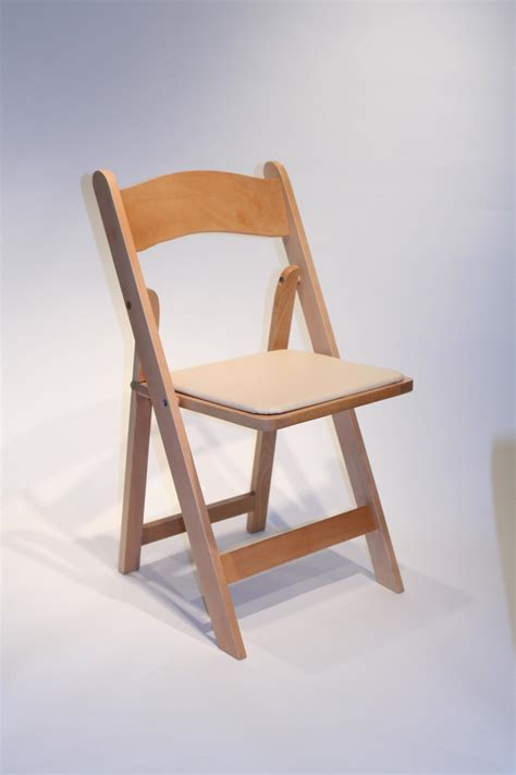 grand rental station classic wood folding chair rentals