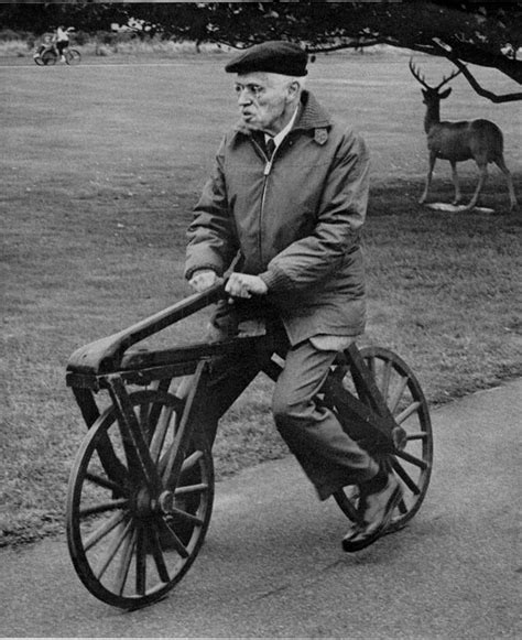 Old Picz  The Evolution Of Bicycle, 18171890