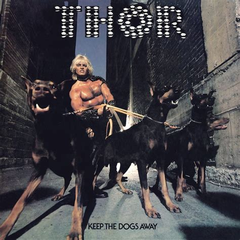Thor  Keep The Dogs Away (lp)  Cleopatra Records Store