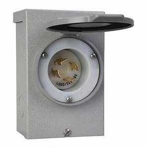 Electrical - Generator Manual Transfer Switch