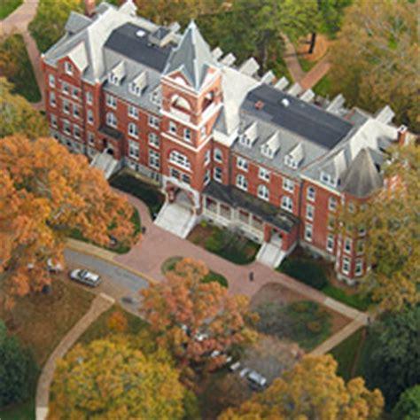 agnes scott college parking campus