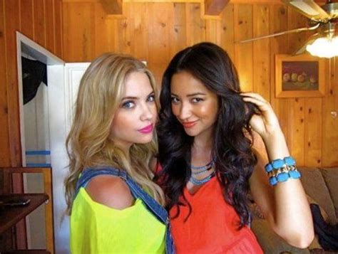 Ashley Benson and Shay Mitchell | Pretty little liars ...