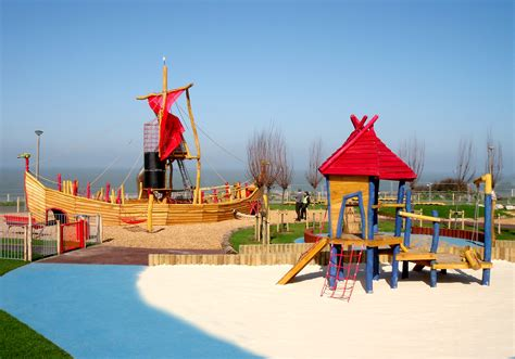 Newgate Play Area, Margate | The Children's Playground Company