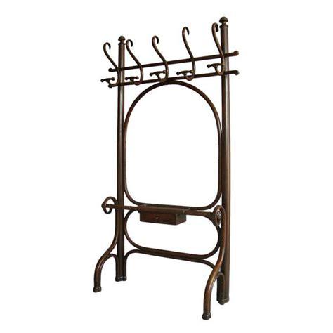 wrought iron coat rack perchero de hierro forjado