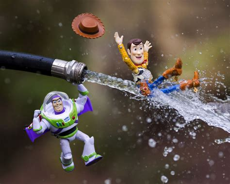 toy photographer mitchel wu creates   toy story photo