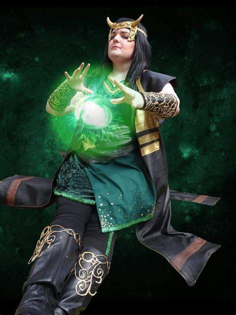 Lady Loki Marvel Cosplay Amino