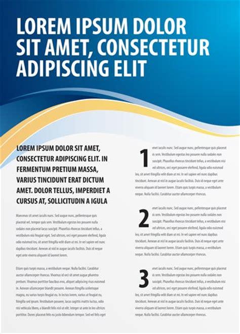 3 Fold Phlet Template by Catalogue Design Vector Free Sisnetusa