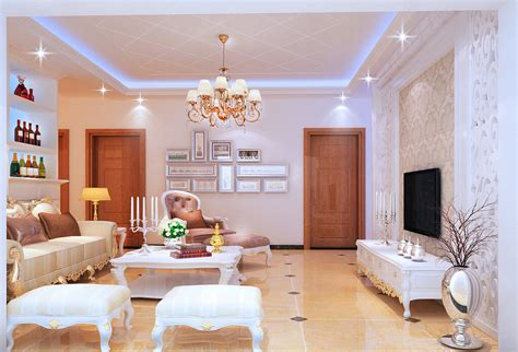 interior for home painted house interior design 3d house