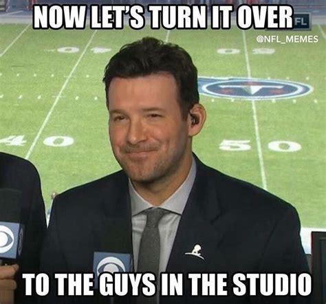 Tony Romo Memes Cowboys Meme Tony Romo Meme Nfl Apparel Nfl Team