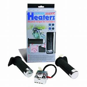 Oxford Heaterz Premium Cruiser Heated Grips