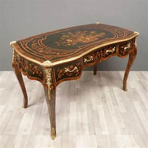 Meuble Style Louis Xv : bureau louis xv louis xvi meubles de style ~ Dallasstarsshop.com Idées de Décoration