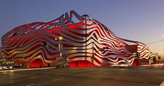 LA's Petersen Automotive Museum reopens after $125M rebuild