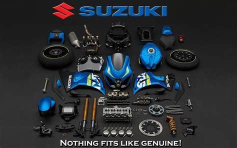 Suzuki Motorcycles Parts by Parts Accessories Special Offer Suzuki Canada