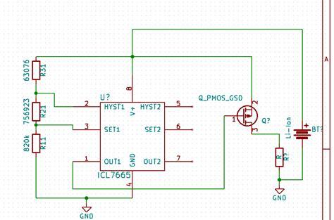 icl und li ion unterspannungsschutz mikrocontrollernet