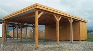 Carport Aus Holz : carport holz holzcarport ratgeber ~ Orissabook.com Haus und Dekorationen