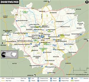 Google Maps Dortmund : dortmund map city map of dortmund germany ~ Orissabook.com Haus und Dekorationen