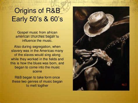 R&b Presentation