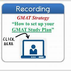Recording  Gmat Strategy Session 1  Egmat Blog  Best Gmat Online Preparation Courses