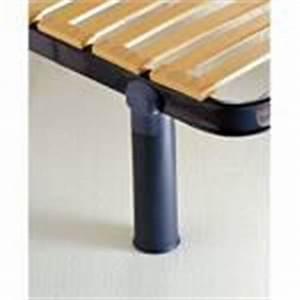 Pied De Lit Pour Sommier A Latte : meubles design salle pieds de lit leroy merlin ~ Teatrodelosmanantiales.com Idées de Décoration
