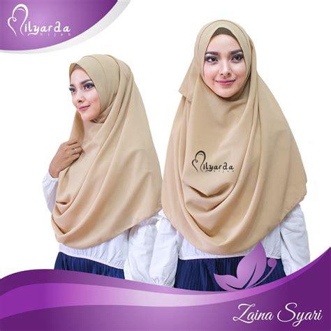 foto hijab syari tutorial hijab terbaru