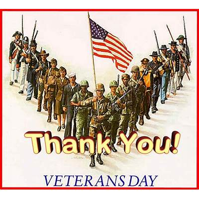 Happy Veteran's Day- Heather Piper