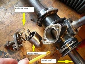 The Bonus Guide  Manual Steering Rack Cleaning  Regreasing