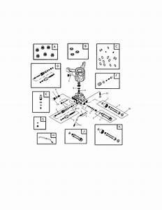 Troy Bilt Pressure Washer Carburetor Diagram