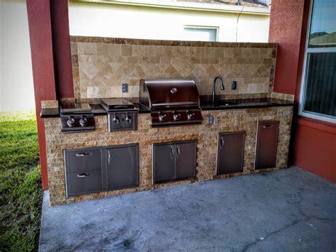 Granite Kitchen Ideas - creative outdoor kitchens backsplash creative outdoor kitchens
