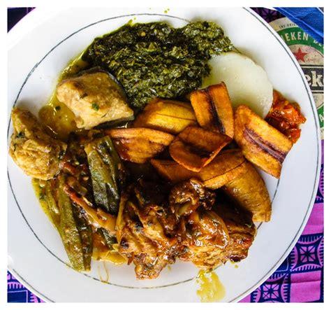 cuisine confo where to eat in kinshasa democratic republic of congo